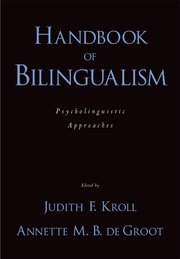 Handbook of Bilingualism icon